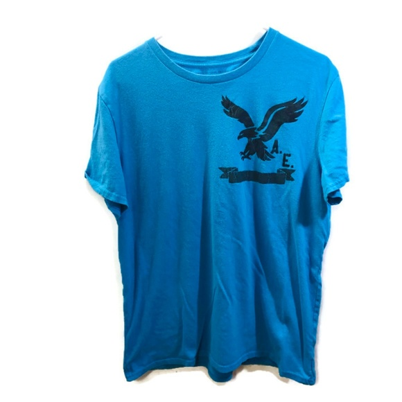 American Eagle Outfitters Other - American Eagle Blue T-Shirt